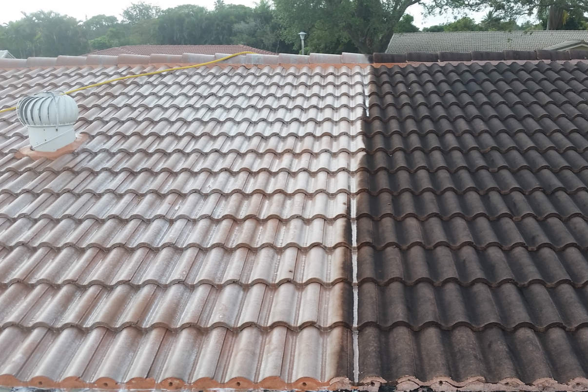roof power washing services in katy tx